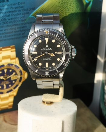 meters first rolex