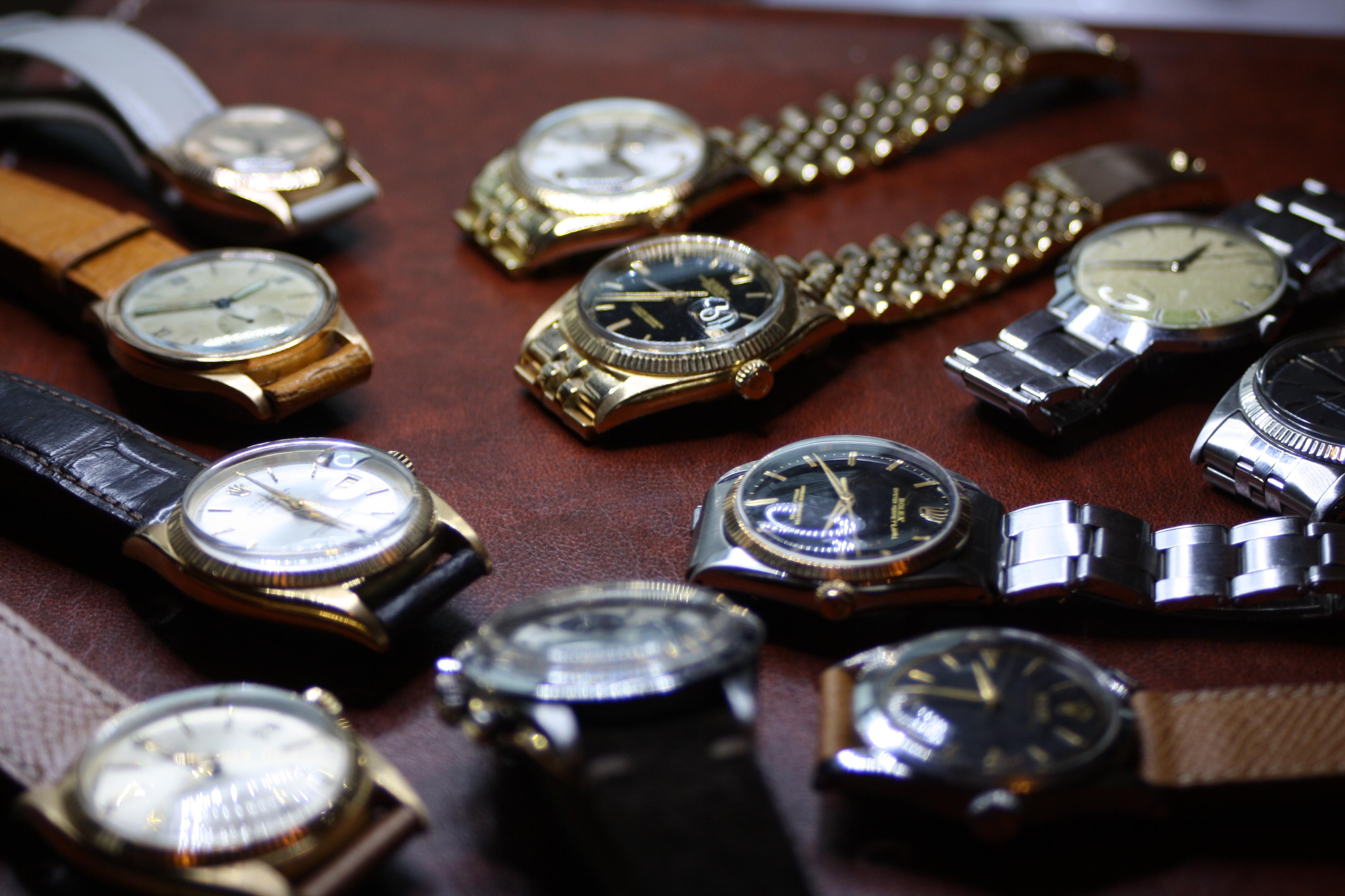 rolex vintage horloges