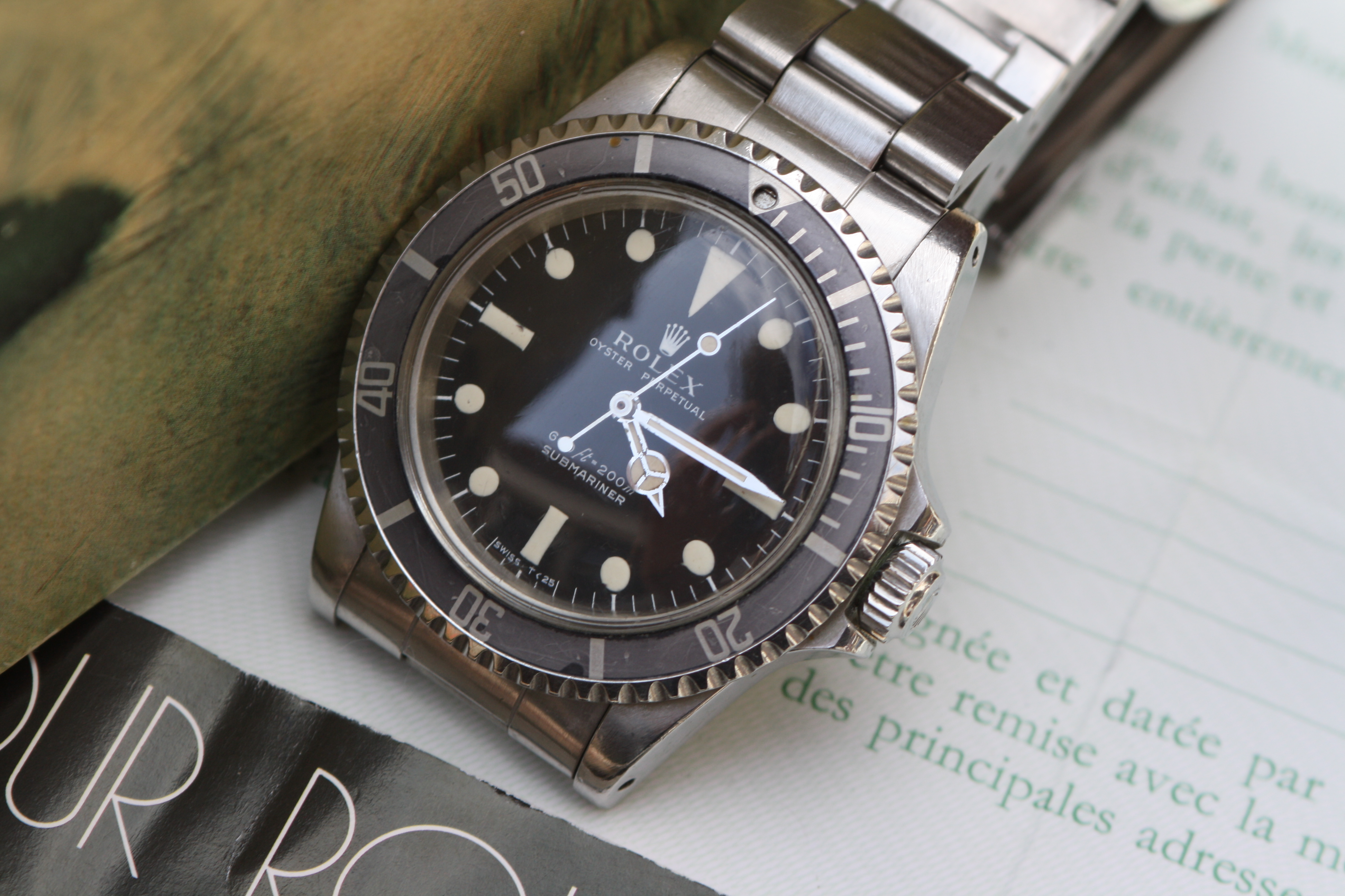 vintage rolex horloges
