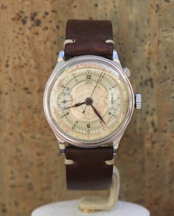 monopusher chronograph