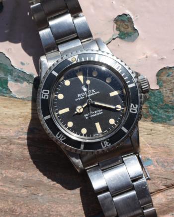 1971 rolex submariner