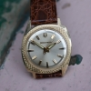 bulova accutron 14k gold