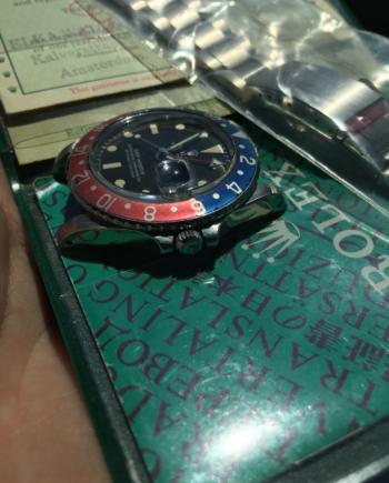 1968 Rolex Gmt