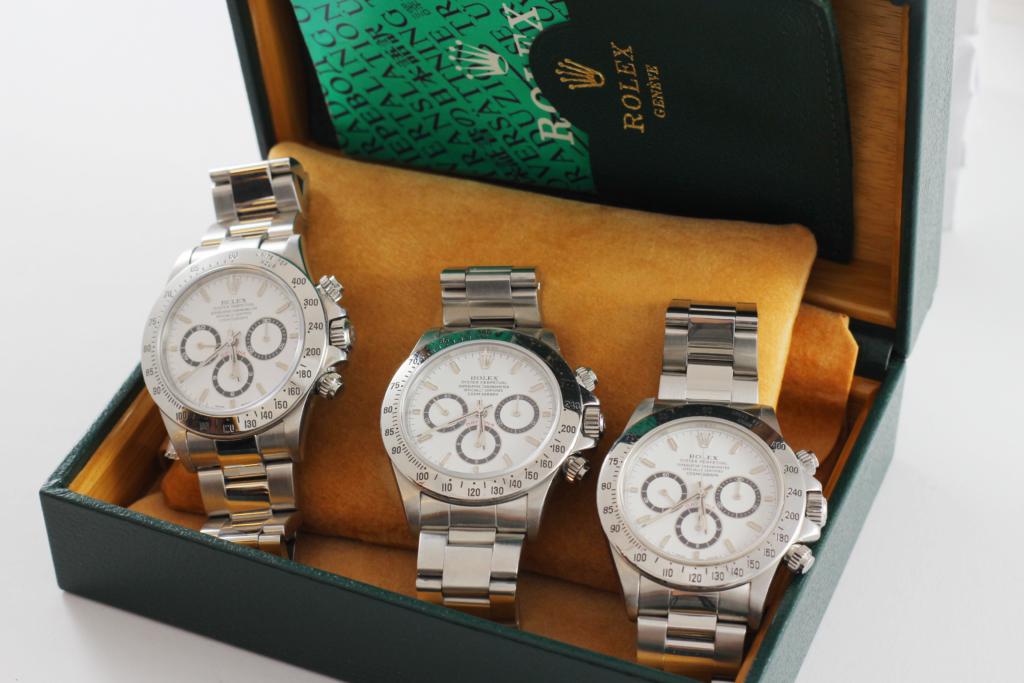 investeren in vintage horloges