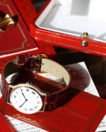 vintage cartier paris