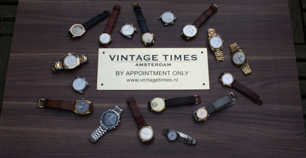 Vintage Watches Amsterdam