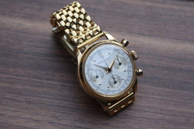 valjour 72 chronograph