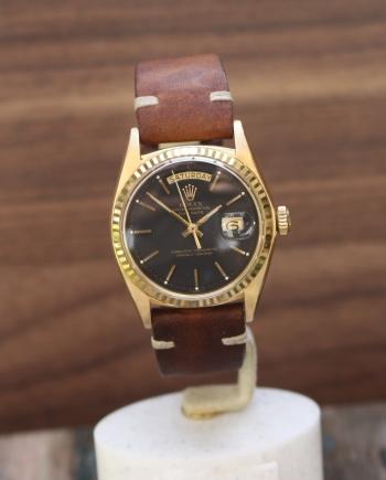 rolex 1803 black dial