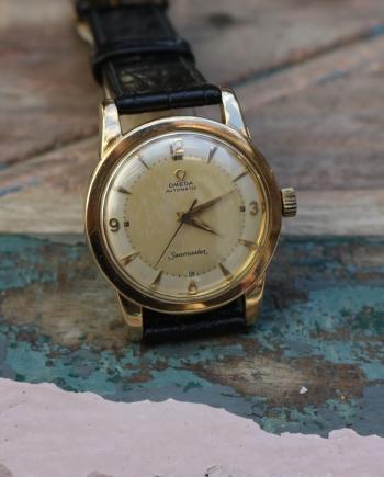 vintage seamaster