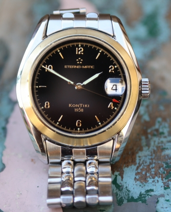 Eterna Matic Kontiki 1957