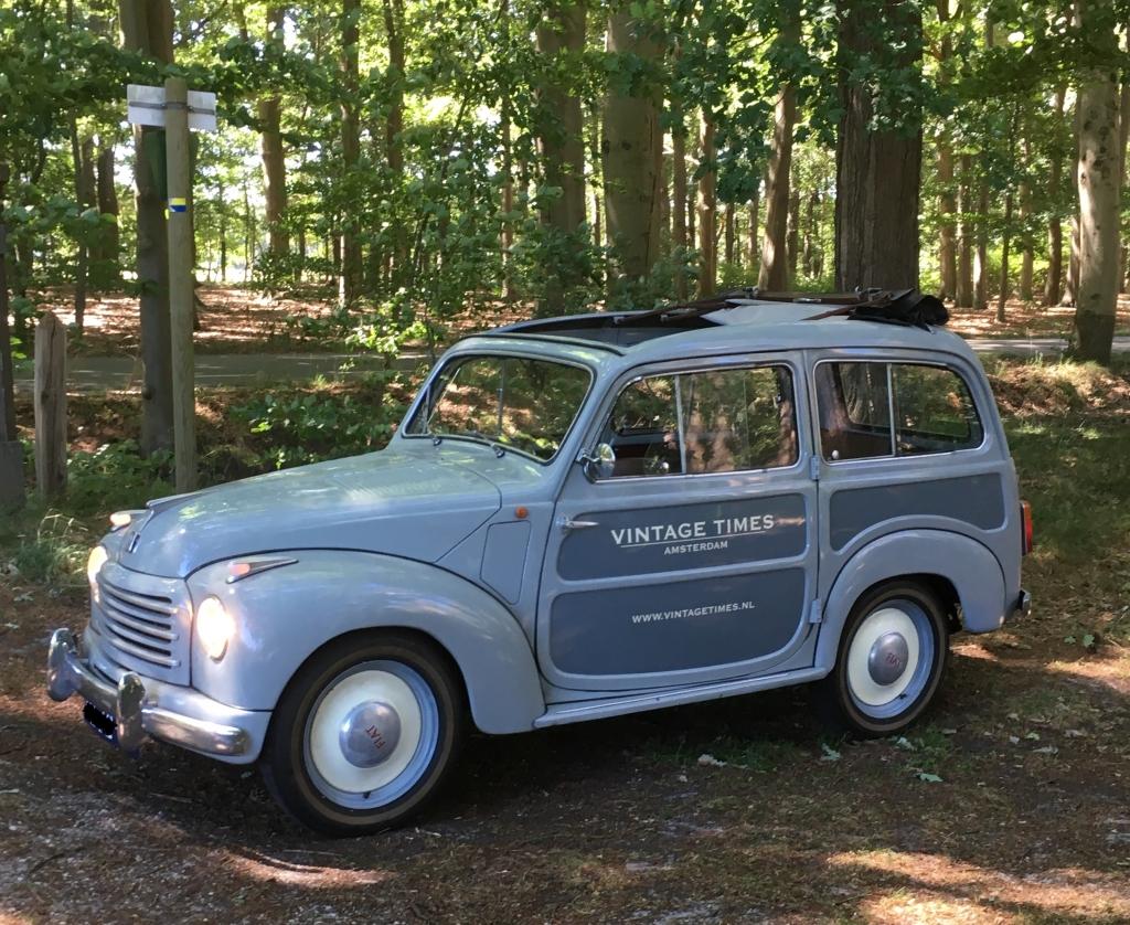 vintage times car
