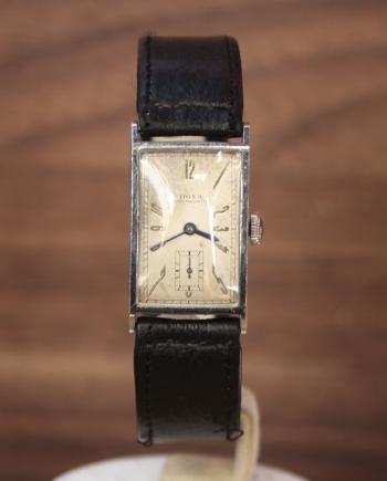 vintage doxa rectangular