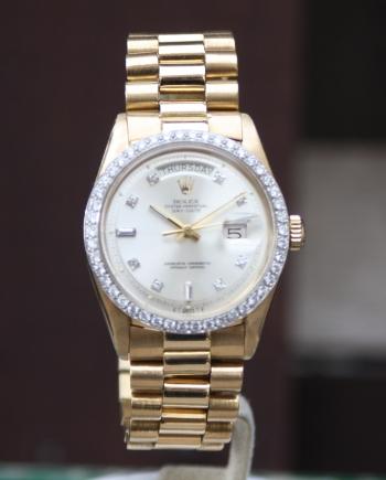 rolex 1804 diamond