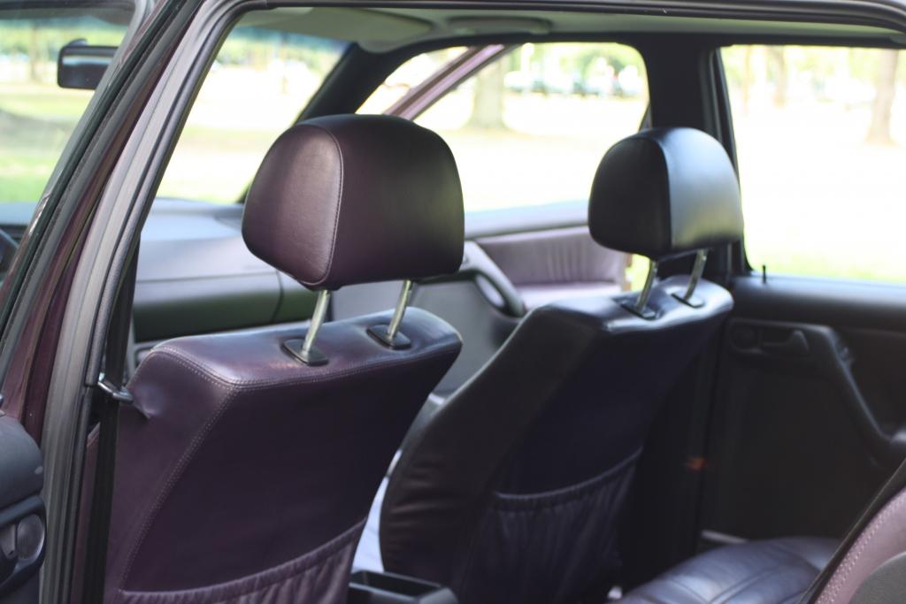 Golf 3 Leren Stoelen.Volkswagen Golf Mk3 Vr6 Highline Mulberry Edition