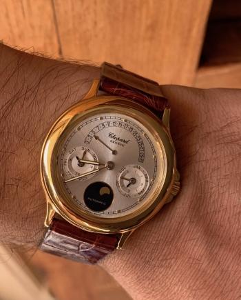 chopard perpetual calendar
