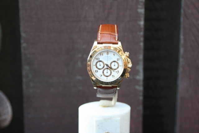 zenith Daytona yellow gold