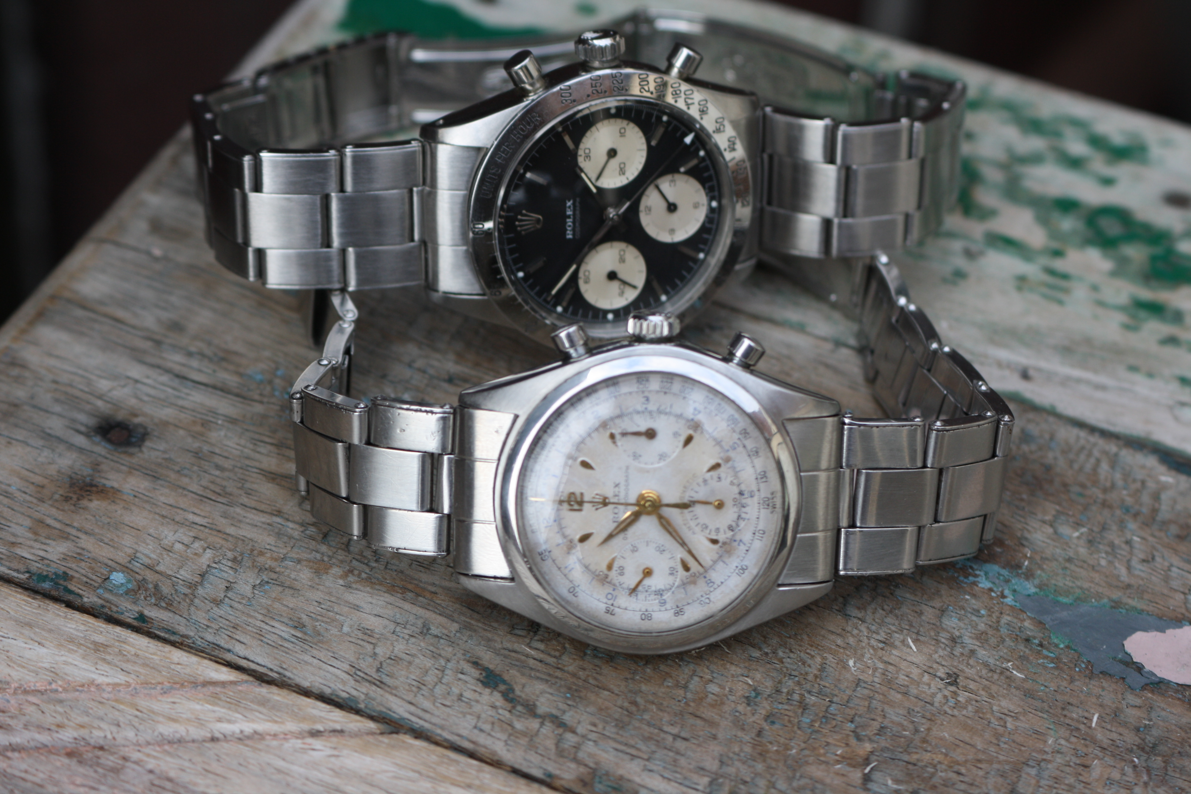oude rolex daytona horloges