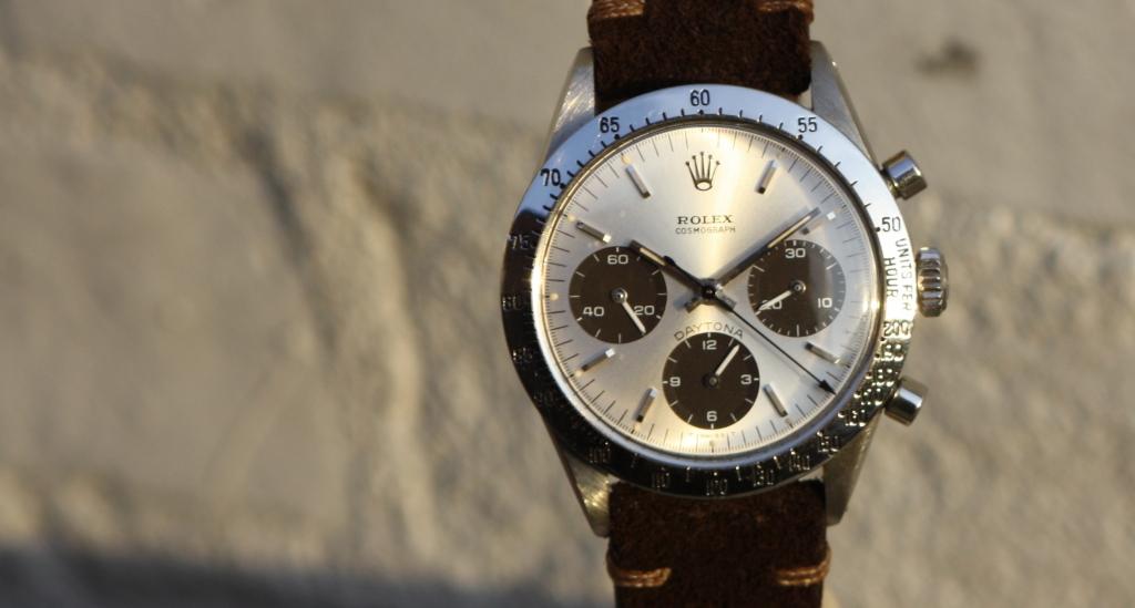 vintage rolex Daytona horloge