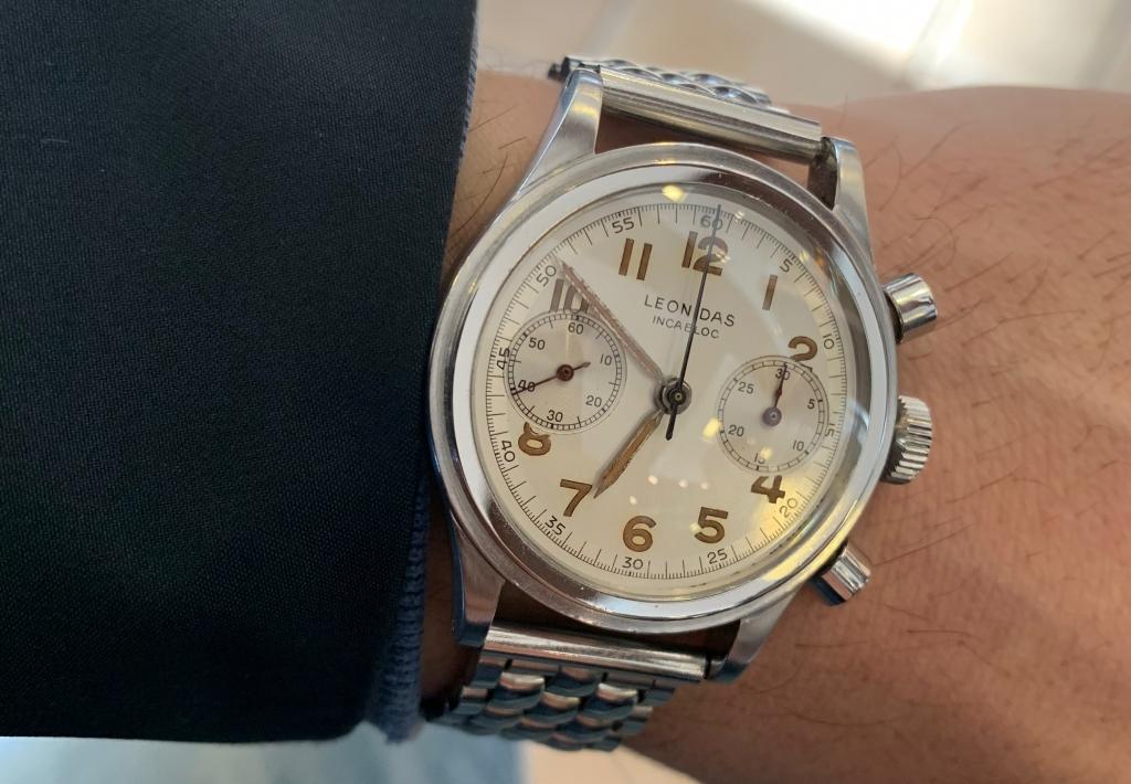 leonidas chronograaf
