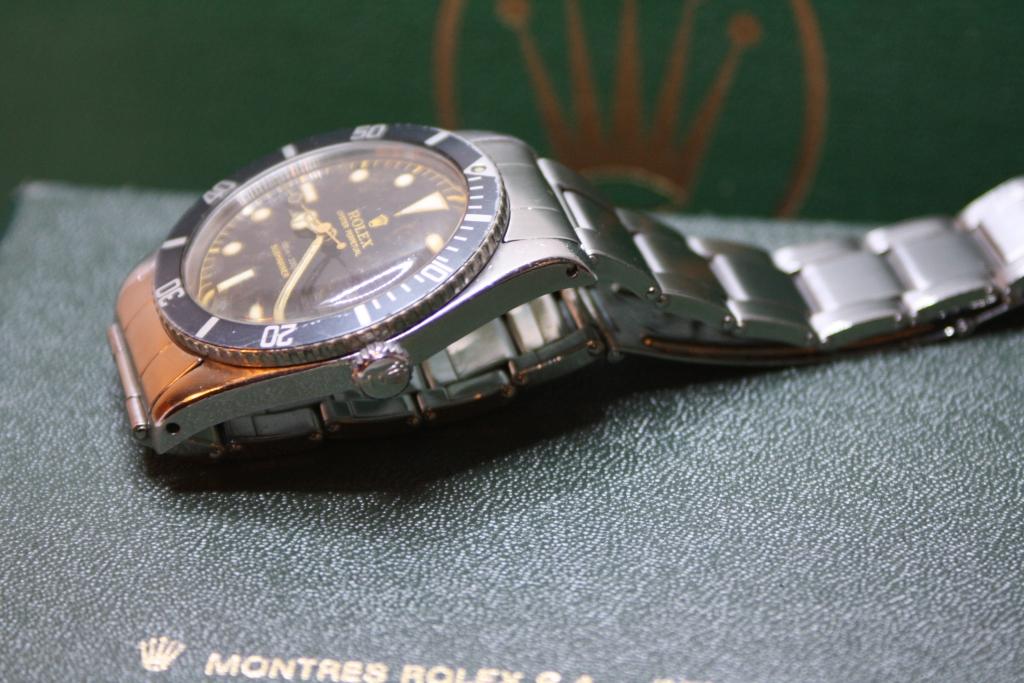 rolex submariner 6536