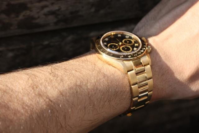 wrist shot daytona