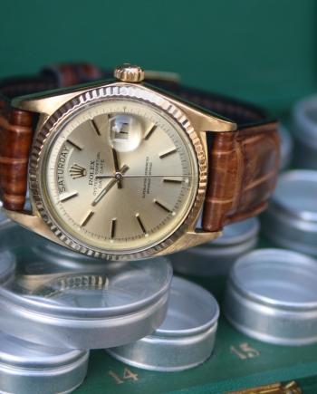investeren vintage horloges