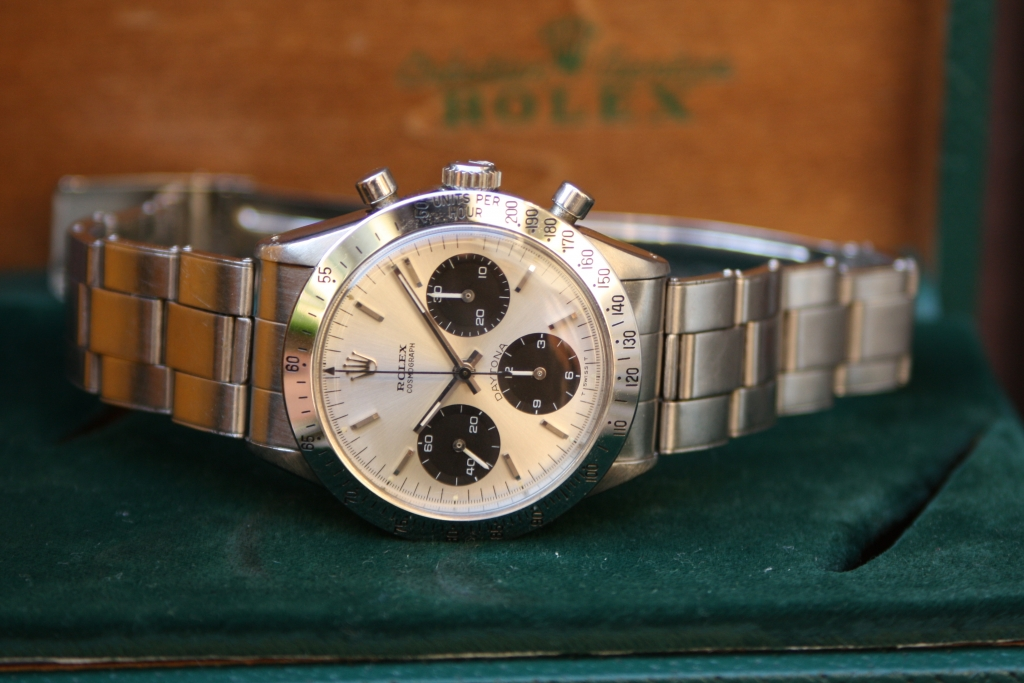 oude rolex