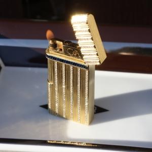 18k gold lighter