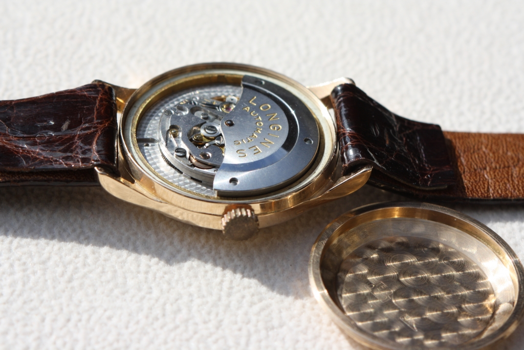 longines automatic movement