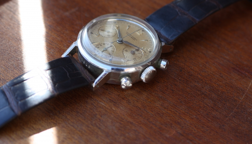 ulysse nardin chronograph vintage