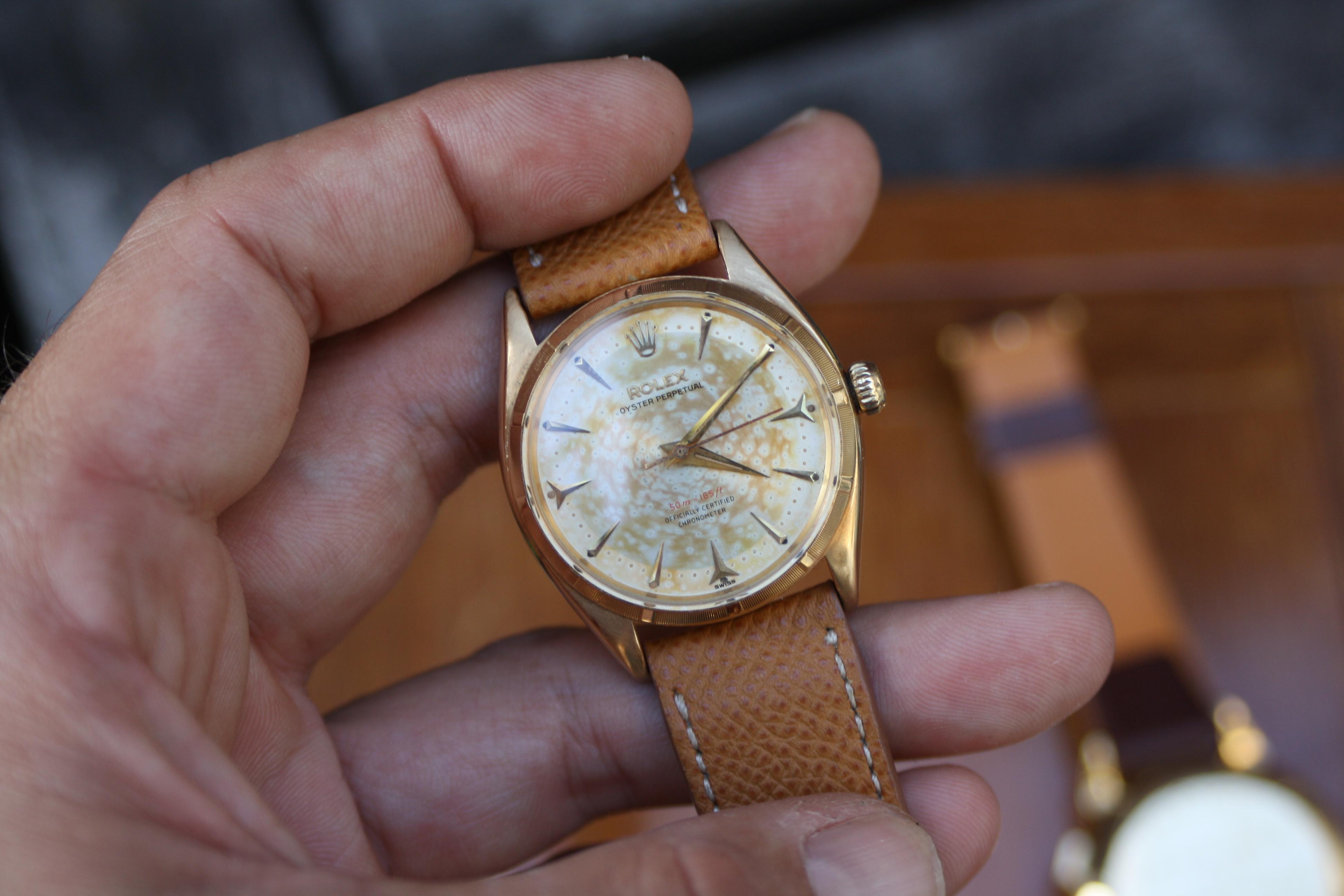 rolex horlogewinkel