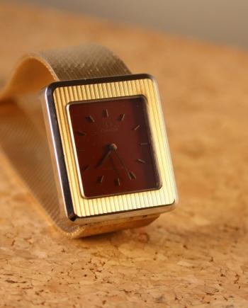 omega Azteca Vintage watch