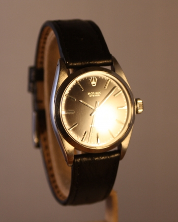 glossy dial rolex